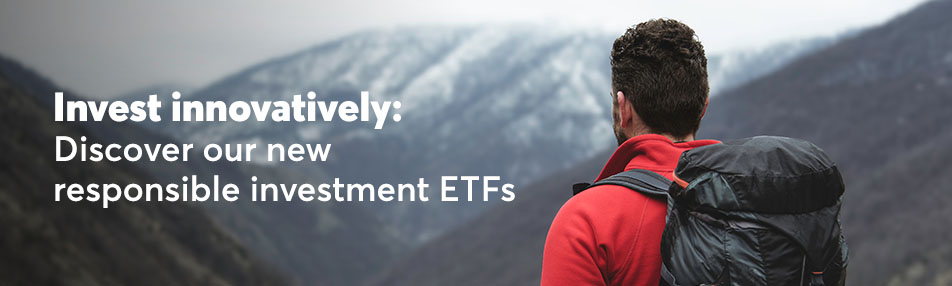 Invest innovatively: New responsible investment ETFs